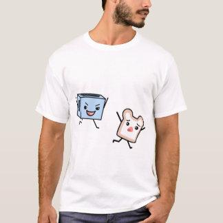 Toast-Verfolgung T-Shirt