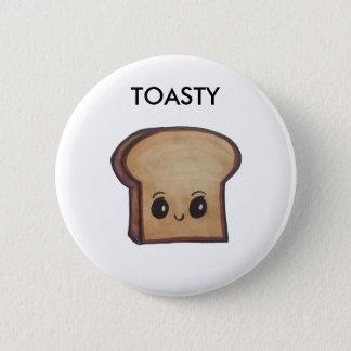 Toasty Knopf Runder Button 5,7 Cm