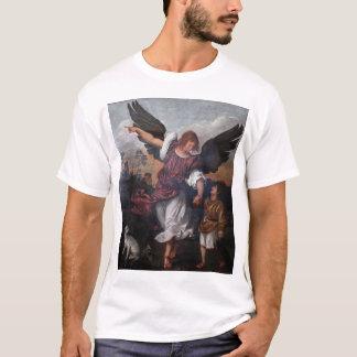 Tobias und das Erzengel-RAPHAEL - Titian T-Shirt