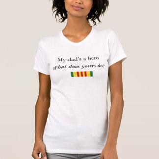 Tochter eines Vietnam-Veterans T-Shirt