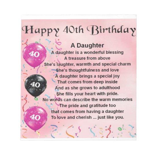 Gedicht Geburtstag Tochter
