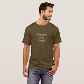 Töchter sind nicht Eigentum T-Shirt