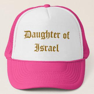 Tochter von Israel-Kappe Truckerkappe
