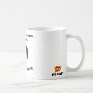 Tod… auf einer Huhn-Tasse Kaffeetasse