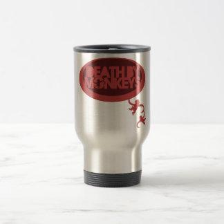 Tod durch Affen Kaffee Tassen