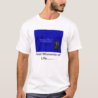 Tod eines Geek-Shirt *Male T-Shirt