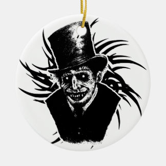 Tod Keramik Ornament