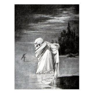Tod nach der Eispostkarte