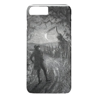 Tod und Dr. Hornbook iPhone 8 Plus/7 Plus Hülle