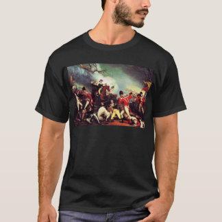 Tod von General Mercer am Kampf von Princeton T-Shirt