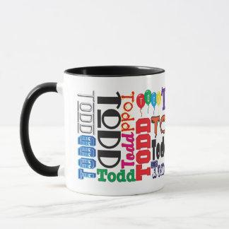 Todd-Kaffee-Tasse Tasse
