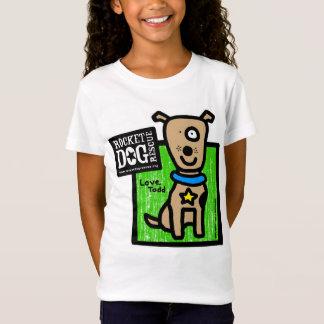 ToddParr - Vintager brauner Hund T-Shirt