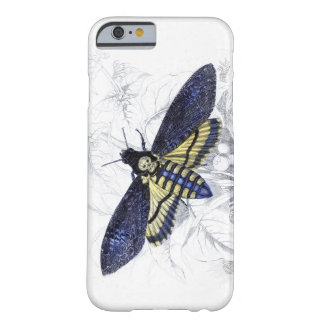 TODESkopf HAWKMOTH kaum dort iPhone 6 Fall Barely There iPhone 6 Hülle