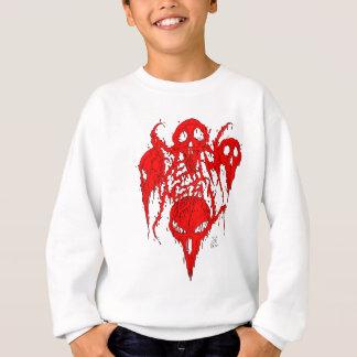 Todesmetallschädel Sweatshirt
