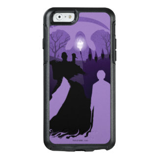 TodesSilhouette Harry Potter | OtterBox iPhone 6/6s Hülle
