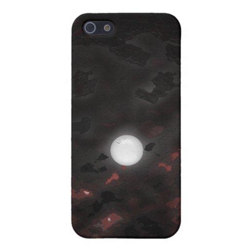 Todesstern kosmisch iPhone 5 etui
