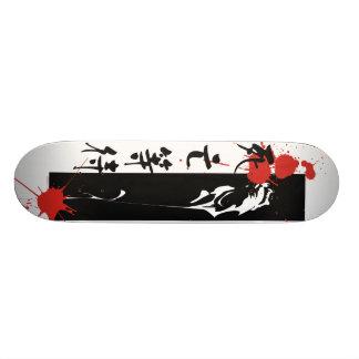 Todeswartezeiten Personalisierte Skateboards