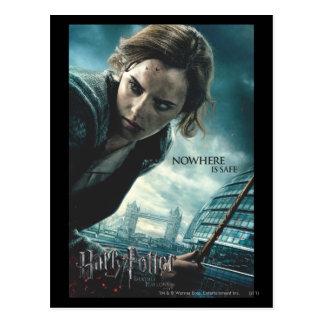 Tödlich heiligt - Hermione 2 Postkarte