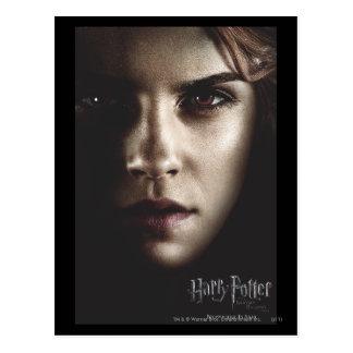 Tödlich heiligt - Hermione Postkarte