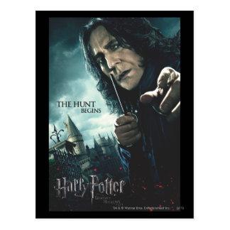 Tödlich heiligt - Snape 2 Postkarte