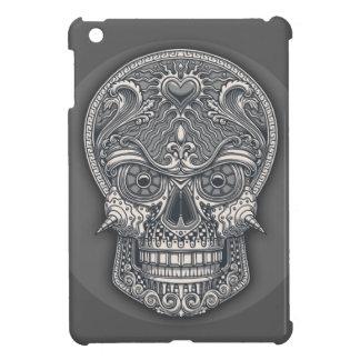 Tödlicher Liebe-Schädel iPad Mini Hülle