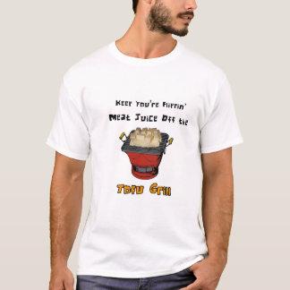 Tofu-Fleisch-Saft-T-Stück T-Shirt