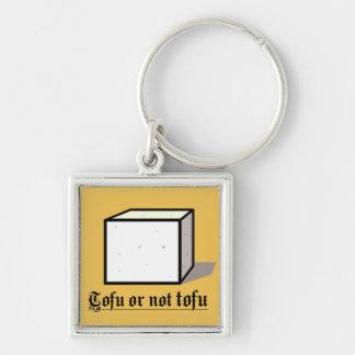 Tofu Keychain Schlüsselanhänger