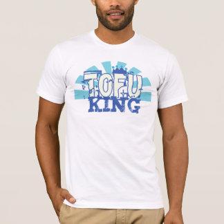 Tofu-König - lustige Nahrung T-Shirt