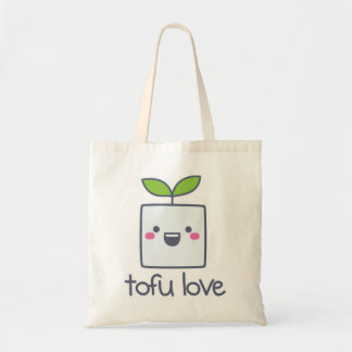 Tofu-Liebe-Taschen-Tasche