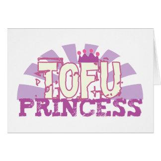 Tofu-Prinzessin Karte