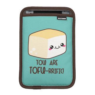 Tofu-rrific Emoji Sleeve Für iPad Mini