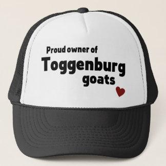 Toggenburg Ziegen Truckerkappe