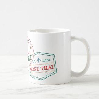 Togo dort getan dem kaffeetasse