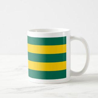 Togo-Flaggen-Kaffee-Tasse Kaffeetasse