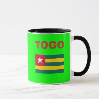Togo* Land TG-Code-Tasse Tasse