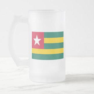 Togo Mattglas Bierglas