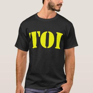 Toi Niue Dorf-T-Shirt T-Shirt