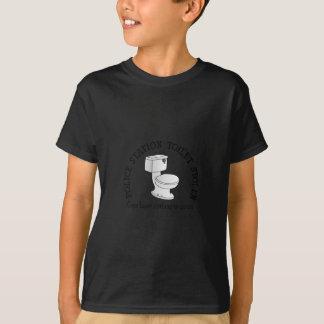 Toilette gestohlen T-Shirt