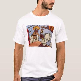 Toilette Jesus T-Shirt