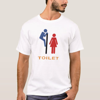 Toilette - T - Shirt