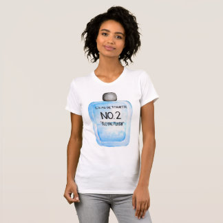Toiletten-Wasser (Frauen) T-Shirt