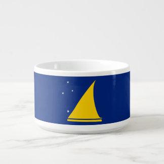 Tokelau-Flagge Kleine Suppentasse