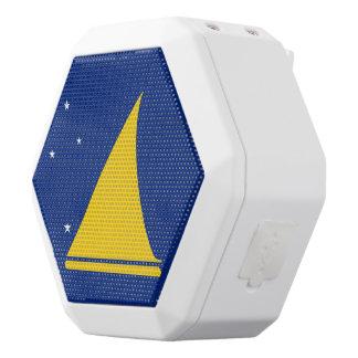 Tokelau-Flagge Weiße Bluetooth Lautsprecher