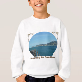 Tokomaru Bucht, Eastcoast, Neuseeland Aotearoa Sweatshirt