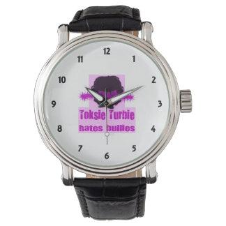 Toksie Turbie Hass-Tyranne Uhr