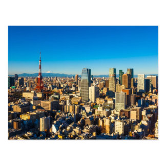 Tokyo 001A Postkarte