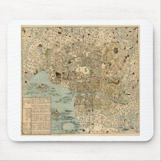 Tokyo 1854 mousepad