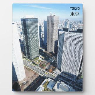 Tokyo, Japan Fotoplatte