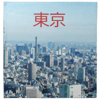 Tokyo, Japan Stoffserviette