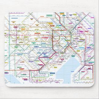 Tokyo Mousepad